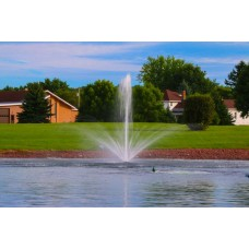 AquaMaster Masters Decorative Fountain Crown & Wide Geyser