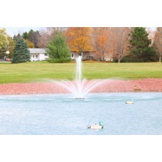 AquaMaster Masters Decorative Fountain Crown & Geyser