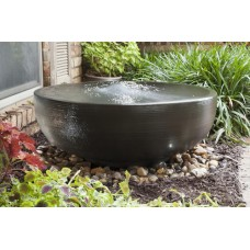 Old Bronze Lotus Bowl Fountain Kit