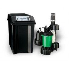 MBSP-2C  Smart Battery Backup Sump Pump System