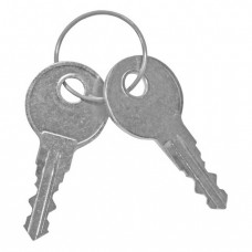 Cam Lock Key (double sided)