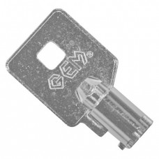Barrell Lock Key